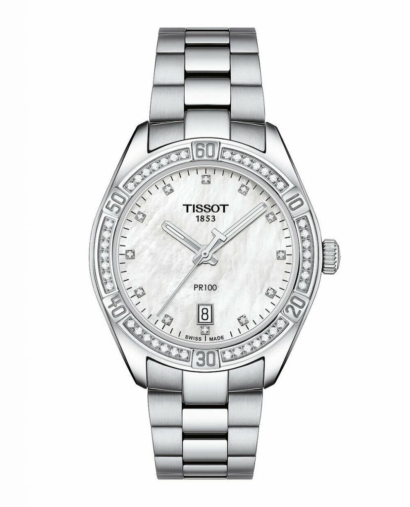 Tissot Pr 100 Mujer Sport Chic Special Edition T-Classic T1019106111600