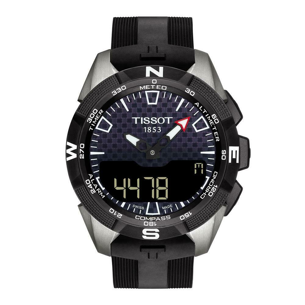 Tissot Táctil Collection T110.420.47.051.01 T-Touch Expert Solar Ll